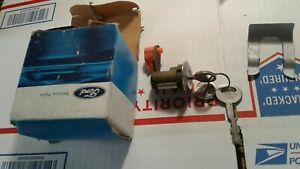 1983 - 1986 Small Ford LTD  Front Door Lock Cylinder w- Key OEM