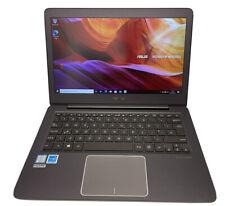 """Asus Ux330U Core I7 7500U 2.7GHz 13"""" Laptop 8GB/ 512gb HDD - Windows 10 Pro"""