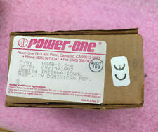 New Power One Hb48 05 A International Linear Power Supply 48vdc 05a