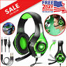 Pro Gaming Headset With Mic PS4 Playstation 4 Xbox one Headphones Microphone US