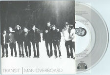 """Man Overboard/Transit """"split"""" 7"""" Clear The Wonder Years Story So Far Title Fight"""