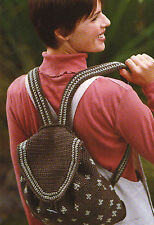 Fashion Accessories Crochet in a Weekend Scarves Hat Bags Crochet Pattern Book
