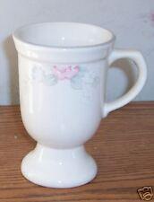 Pfaltzgraff  Wyndham  Stemmed Coffee Cup