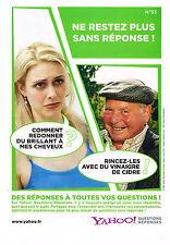 PUBLICITE ADVERTISING   2007   YAHOO    des réponses à toutes vos questions