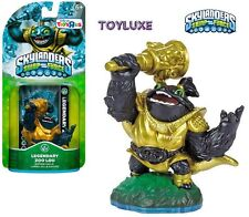 Skylanders Swap Force Legendary Zoo Lou Exclusive Game Action Figure Variant New