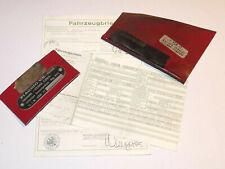 Vespa Cosa 200 Heck Rahmen Teil Fahrgestell VSR1T Fahrzeugbrief Papiere 10 PS
