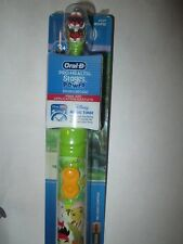 NEW Oral B Pro Health Stages Kids Power Toothbrush Jake & The Neverland Pirates