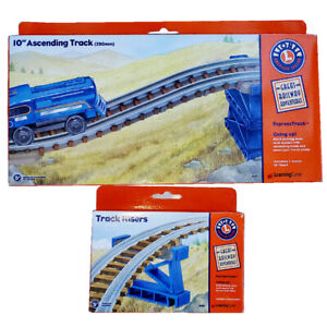 Lionel Learning Curve Ascending Tracks & Risers New Box Great Railway Adventure