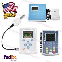 CONTEC Simulator, SpO2, NIBP, ECG& Patient Simulation,Device Accuracy Tester,USA