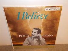 Perry Como . I Believe . RCA Mono . Gospel . Shrink Wrap . LP
