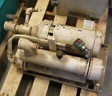 Budzar Fluid Heat Exchange Unit With Baldor JM3158 Electric Motor - NEW