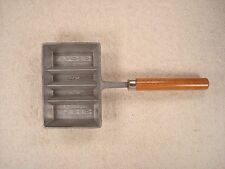 Lee Mold Ingot Mold with Handle both 1 LB and 1/2 LB New In Box 90029