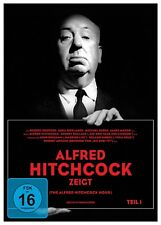 Alfred Hitchcock zeigt - Teil 1 - Digitally Remastered # 3-DVD-BOX-NEU