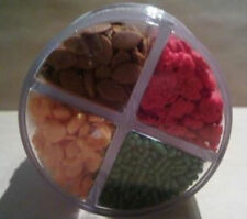 Football Sprinkle Mix 4 types from Wilton #7863 NEW