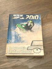 2010 Arctic Cat Snowmobile Service Manual 2258-669