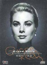 Grace Kelly 6 DVD Box Set All Region Wendell Corey, James Stewart, Thelma Ritter