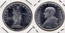 VATICANO - Paolo VI - 10 Lire 1965
