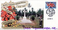 """Malaya & Borneo Scott Military """"Special"""" - Signed BILL SPEAKMAN PITT VC"""