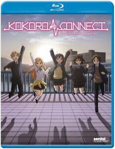 KOKORO CONNECT COMPLETE ANIME OVA COLLECTION -- NEW BLU-RAY -- I SHIP BOXED