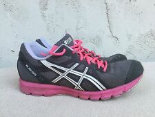 Asics Rush 33 Women's Running Shoes Size US 8.5 M EUR 40 Gray White T1H7N
