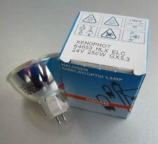 Osram brand Halogen Projector Lamp Xenophot 64653 HLX ELC 24V 250W MR-16
