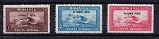 Rumänien, Romania, Mi.372-374x**