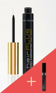 HairPlus Wimpernserum Augenbrauen Serum 4,5 ml SET inkl. Lip Booster ✅