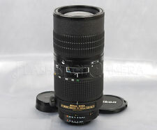 Nikkor AF Micro 70-180mm F4.5-5.6 D Zoom-Micro fit Nikon D810 D500 D5 #013096