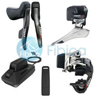 New SRAM Red 22 eTap Electronic Wireless Groupset Shifters Derailleur Charger...