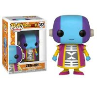 Dragon Ball Super Zen-Oh Exclusive Pop! Vinyl Figure #362