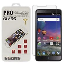 Real Premium Tempered Glass Screen Protector for ZTE ZMax Pro Z981