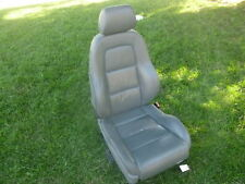 Audi TT Mk1 / 8N - Front Leather Seat, Right 2000-2006 Grey