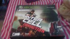 x box 360 limited edition splinter cell