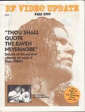 RF Video Update Fall 1999 Raven, Bill Goldberg VG 042816DBE