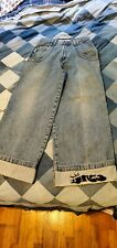 JNCO Jeans King Size 33x32 Style #117 Original, Rare, 90s