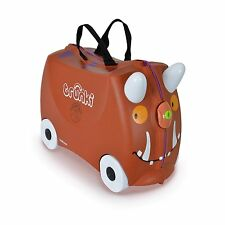Trunki Ride-on Suitcase - Limited Edition Gruffalo (Brown) BRAND NEW FREE P&P