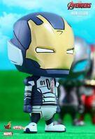Avengers Age of Ultron Cosbaby Hot Toys Mini Figure Iron Legion UK Seller
