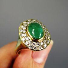 Natürliche sehr gute Ringe mit P1-Reinheit