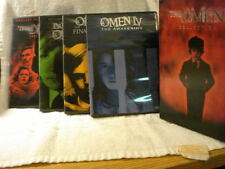 The Omen: The Complete Collection (DVD, 2000, 4-Disc, Special Edition Box Set