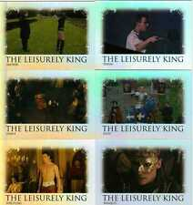 The Tudors Seasons 1 to 3 The Leisurely King Chase Card Set from Breygent