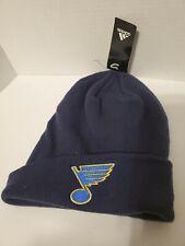 NHL St. Louis Blues Adidas Hat / Cap - National Hockey League
