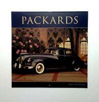 2005 Packard Automobiles Calendar