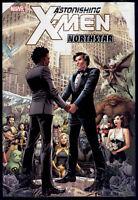 Astonishing X-Men: Northstar Hardcover HC Graphic Novel Marvel Comics