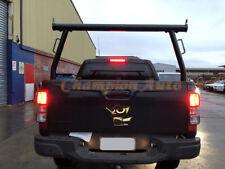 3'' Black Aluminum Ladder Rack Tub Nissan Navara D23 NP300 2015 2016 2017 2018+
