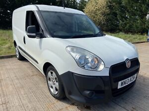 2013 Fiat Doblo 1.3 Multijet SWB Van *Spares or Repair* NO VAT