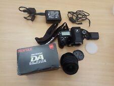 Pentax K K-5 II 16.3MP WR Digital SLR Camera (Kit w/ DA 18-55MM)  DSLR