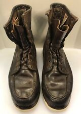 Red Wing Shoes Irish Setter Sport Boots Men 11 D US Made 1906 100th Anniversary