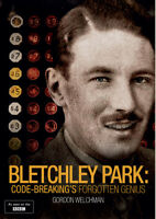 Bletchley Park - Code-breaking's Forgotten Genius DVD (2017) Russell England