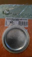 Recambio de filtro y junta para cafetera de 3 tazas