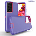 Hard Heavy Duty Phone Case For Samsung Galaxy S21 S20 Plus Note 20 Ultra Cover